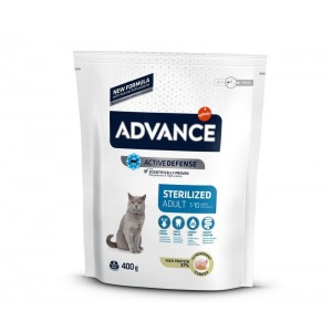 Advance Cat Sterilized, 400 g