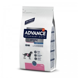 Advance Dog Atopic Mini cu Pastrav, 1.5 kg