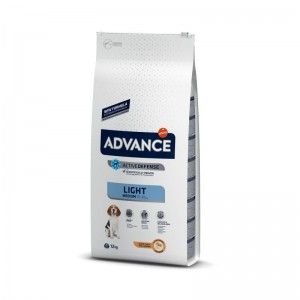 Advance Dog Medium Light, 12 kg