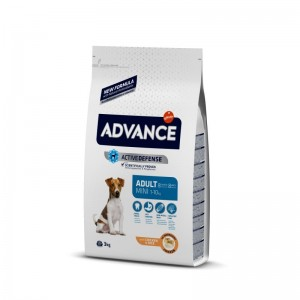 Advance Dog Mini Adult, 3 kg