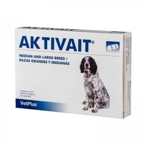 Aktivait Medium and Large Breed, 60 capsule