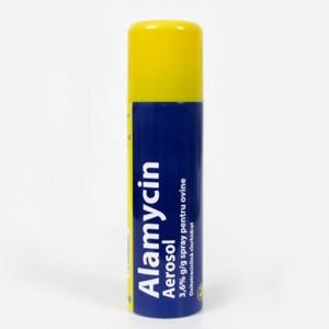 Alamycin Aerosol 140 g
