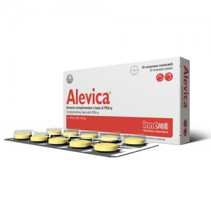 Alevica, 20 comprimate