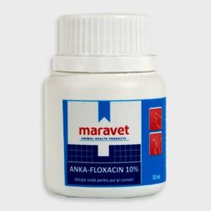 Anka-Floxacin 10% 50 ml