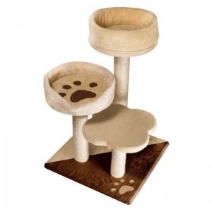 Ansamblu joaca pisici, Giardino, 51x51x70 cm