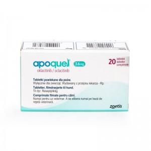 Apoquel 3,6 mg, 20 tablete