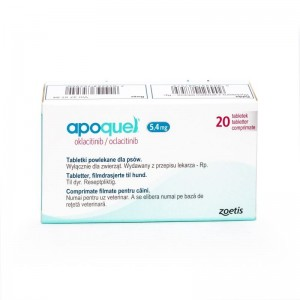 Apoquel 5,4 mg, 20 tablete