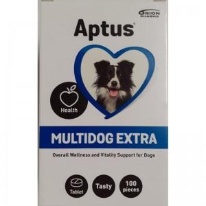 Aptus Multidog Extra Vet, 100 tablete