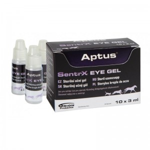 Aptus SentrX Eye Gel, 3 ml