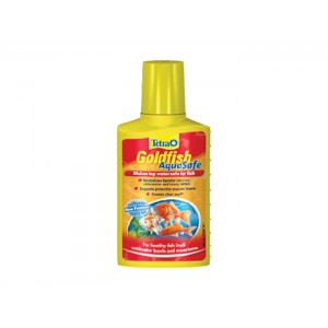 TETRA AQUA SAFE GOLDFISH 100ml