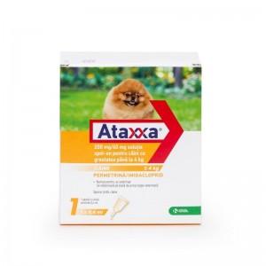 Ataxxa Dog 40 (< 4 kg), 1 pipeta
