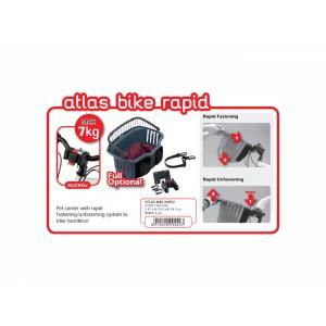ATLAS BIKE - Cos de transport pentru bicicleta