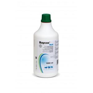 Baycox 5% MULTI Suspensie orala, 1 l