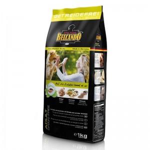 Hrana Caine BELCANDO Adult Grain Free 1 KG