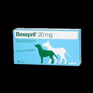 Bexepril 5 mg 28 comprimate/cutie