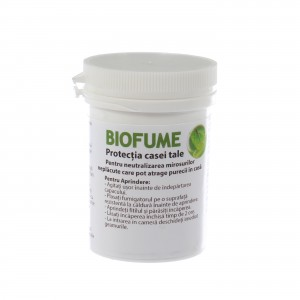 Biofume, neutralizator mirosuri/ repelent purici