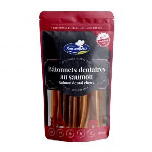 Bon Appetit Dental Sticks, somon 100 g