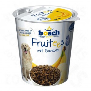 Snack Bosch Fruitees Banana 200 g