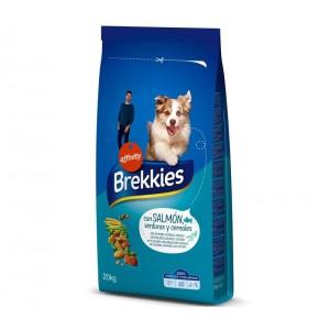 Brekkies Dog Excel Mix Peste, 20 kg