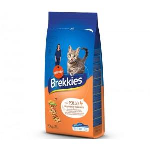 Brekkies Excel Cat Mix Pui, 20 kg