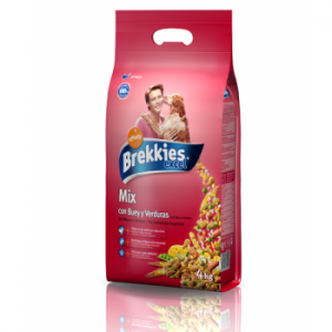 Brekkies Dog Excel Mix Vita 20 kg