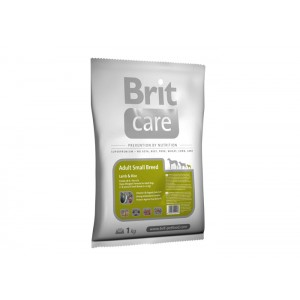 Brit Care Adult Small Breed Lamb & Rice, 1 kg