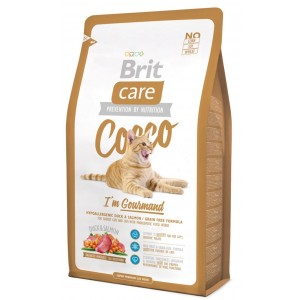Brit Care Cat Cocco Gourmand, 7 kg