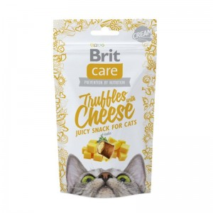 Brit Care Cat Snack Truffles Cheese, 50 g