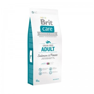 Brit Care Grain-free Adult Salmon & Potato, 12 kg