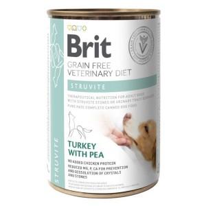 Brit GF Veterinary Diets Dog Struvite, 400 g