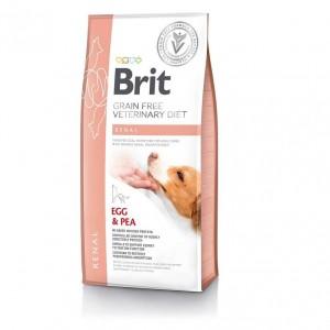 Brit Grain Free Veterinary Diets Dog Renal, 2 kg