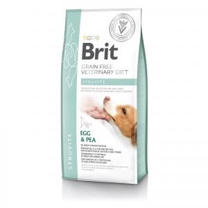 Brit Grain Free Veterinary Diets Dog Struvite, 2 kg