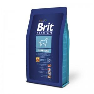 Brit Premium Lamb & Rice, 3 kg
