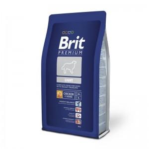 Brit Premium Adult Light, 3 kg