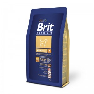 Brit Premium Adult Medium 3 Kg