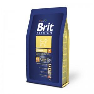 Brit Premium Junior Medium, 3 kg