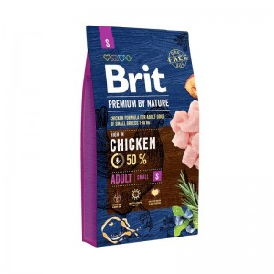 Brit Premium by Nature Adult Small, 8 kg