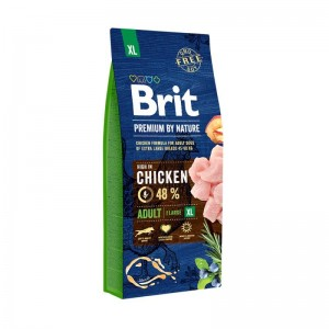 Brit Premium by Nature Adult XL, 15 kg