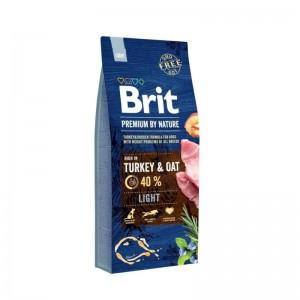 Brit Premium by Nature Light, 15 kg