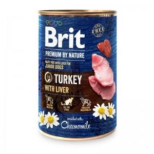 Brit Premium by Nature Turkey with Liver, 800 g