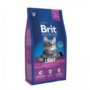 Brit Premium Cat Light, 8 kg