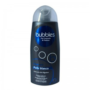 Bubbles sampon Pelo Blanco, 250 ml