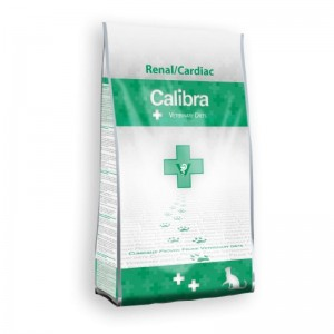 Calibra Cat Renal Cardiac, 1.5 kg