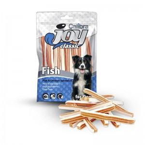 Calibra Joy Dog Classic Fish & Chicken Sandwich, 80 g