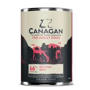 Canagan Dog Grain Free Vita, 395 g
