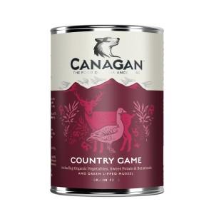 Canagan Grain Free, Vanat, 400 g