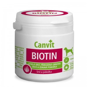 Canvit Biotin for Dogs, 230 g