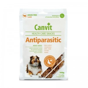 Canvit Health Care Antiparasitic Snack, 200 g
