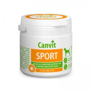 Canvit Sport for Dogs, 100 g