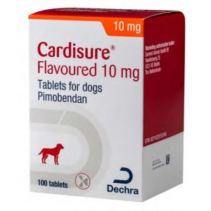 Cardisure, 10 mg
